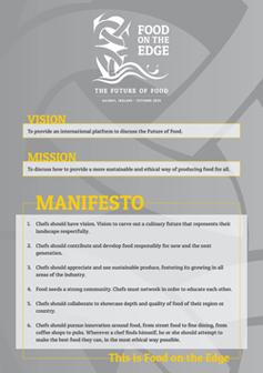 FOTE Manifesto