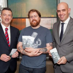 Food on the Edge 2015 Dublin Launch - Chapter One