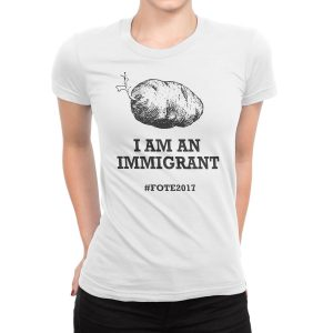I Am An Immigrant T-Shirt