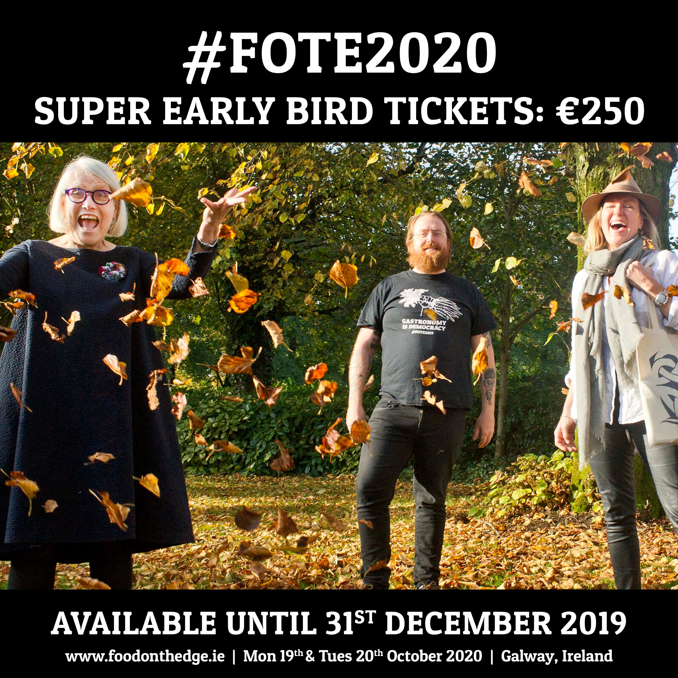 Food on the Edge Early Bird Tickets